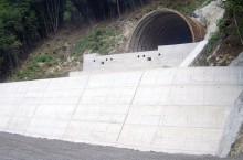平成21年度 国補道路改築 工事